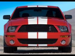 2007 Ford Shelby GT500 #16