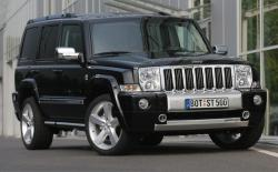 2007 Jeep Commander #16