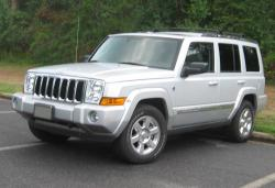 2007 Jeep Commander #17