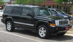 2007 Jeep Commander #11