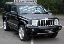 2007 Jeep Commander #12
