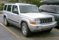 2007 Jeep Commander #14