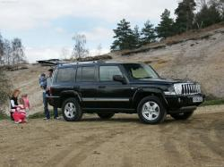 2007 Jeep Commander #13