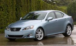 2007 Lexus IS 350