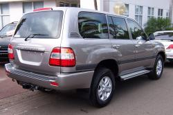 2007 Toyota Land Cruiser #16