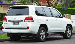 2007 Toyota Land Cruiser #19