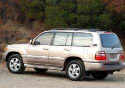 2007 Toyota Land Cruiser