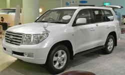 2007 Toyota Land Cruiser #15