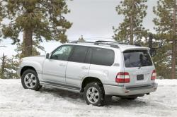 2007 Toyota Land Cruiser #12