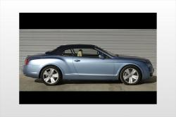2010 Bentley Continental GTC #3