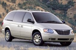 2007 Chrysler Town and Country #2