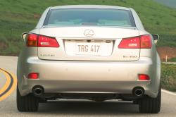 2007 Lexus IS 350 #4