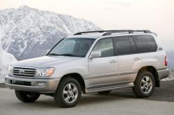 2007 Toyota Land Cruiser #2