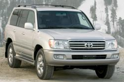 2007 Toyota Land Cruiser #3