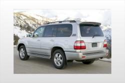 2007 Toyota Land Cruiser #7