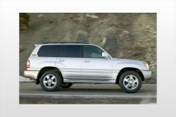 2007 Toyota Land Cruiser #4