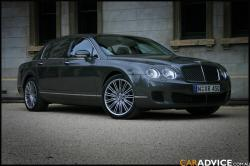 2008 Bentley Continental Flying Spur #11