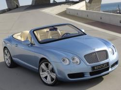 2008 Bentley Continental GTC #3