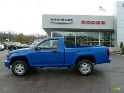2008 Chevrolet Colorado #5