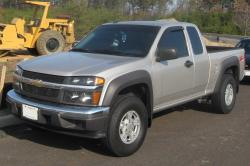 2008 Chevrolet Colorado #7