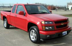 2008 Chevrolet Colorado #4