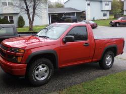 2008 Chevrolet Colorado #6