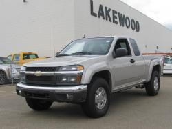 2008 Chevrolet Colorado #8