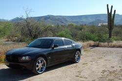 2008 Dodge Charger #11
