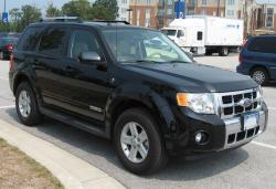 2008 Ford Escape Hybrid #4