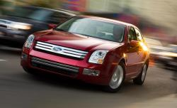 2008 Ford Fusion #11