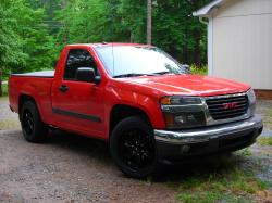 2008 GMC Canyon #11