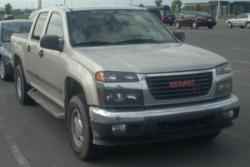 2008 GMC Canyon #10