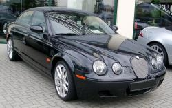 2008 Jaguar S-Type #15