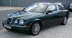 2008 Jaguar S-Type #11