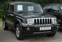 2008 Jeep Commander #9