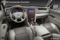 2008 Jeep Commander #8