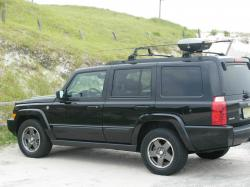 2008 Jeep Commander #11