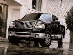 2008 Lincoln Mark LT #12