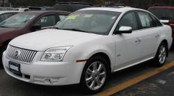 2008 Mercury Sable #13
