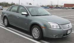 2008 Mercury Sable #20
