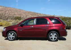 2008 Pontiac Torrent #8