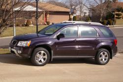 2008 Pontiac Torrent #7