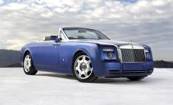 2008 Rolls-Royce Phantom Drophead Coupe #9