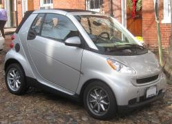 2008 smart fortwo #19