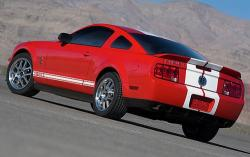 2009 Ford Shelby GT500 #6