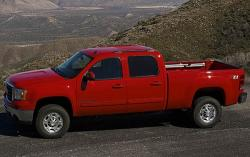 2009 GMC Sierra 2500HD