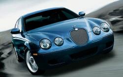 2008 Jaguar S-Type #7