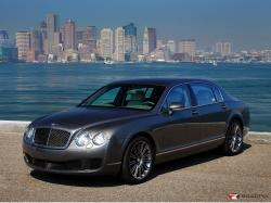 2009 Bentley Continental Flying Spur Speed #12