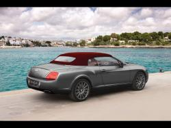 2009 Bentley Continental GTC #5