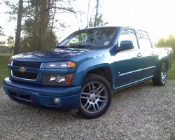 2009 Chevrolet Colorado #19